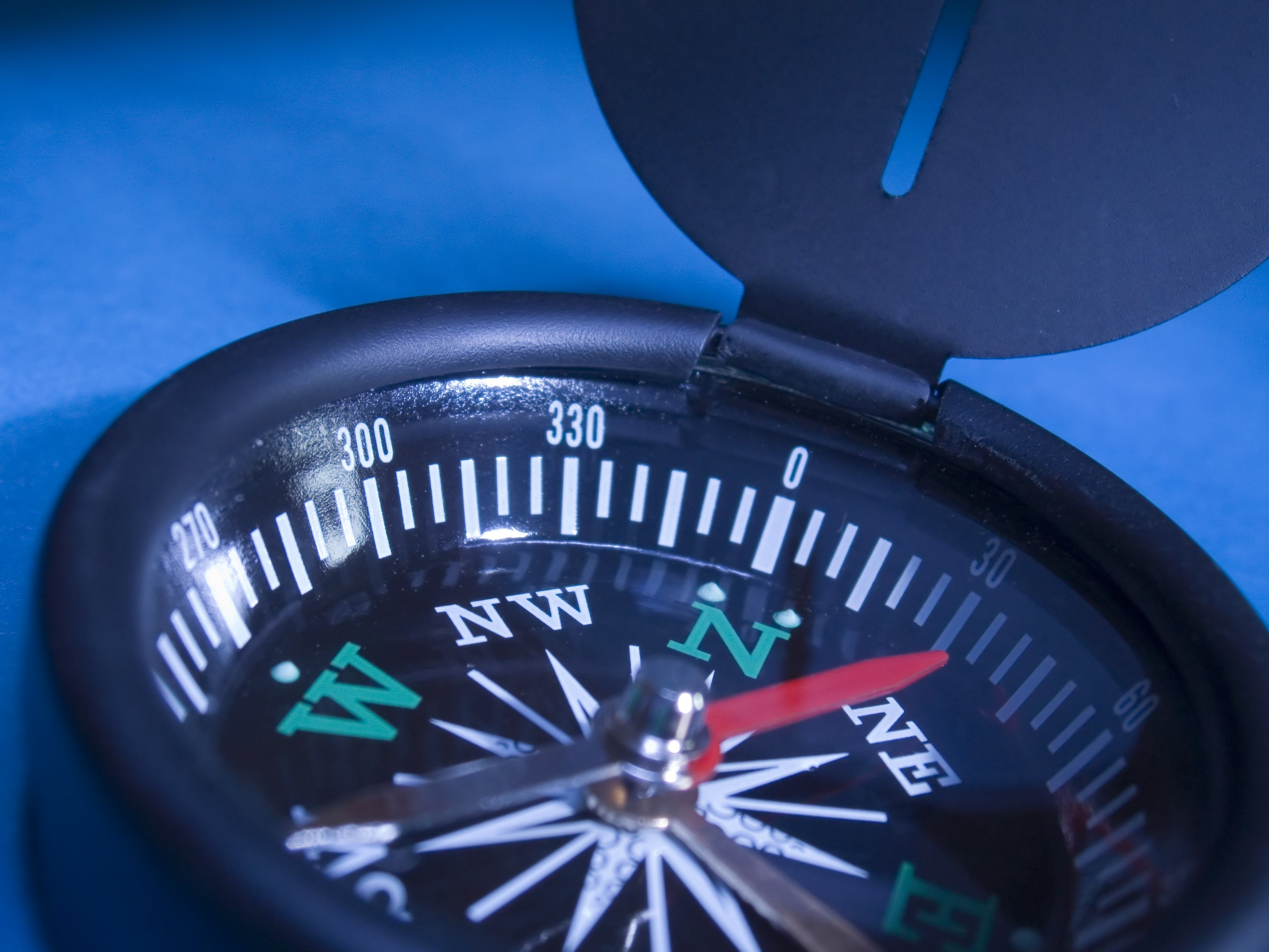 A compass to provide guidance toward the optimal asset allocation